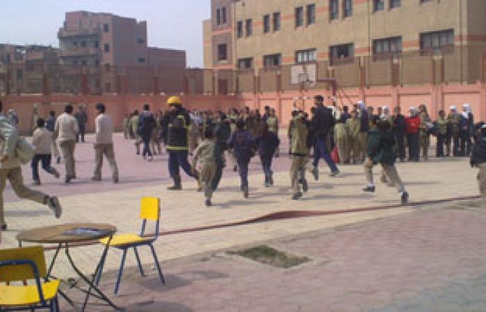 أهالى طلاب كفر الشيخ يشيدون بإلغاء المصروفات الدراسية