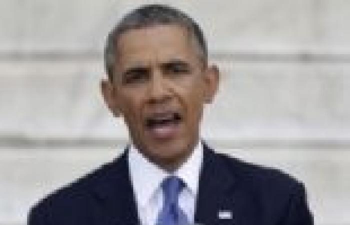"""""""أوباما"""" يرحب باتفاق جنيف ويأمل التزام """"الأسد"""" به"""