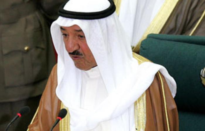 أمير الكويت يستقبل وزير الخارجية السعودى فى نيويورك