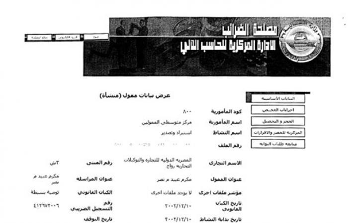 «الوطن» تكشف بالمستندات: الإخوان تحكموا فى الاقتصاد بنظام «شبكة العنكبوت»