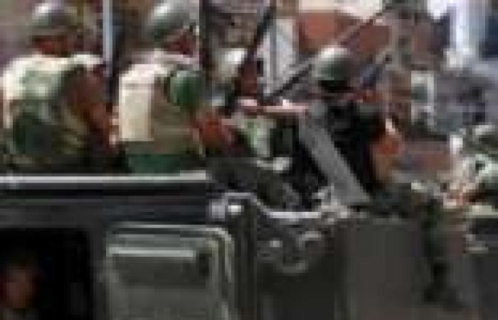إصابة اثنين من السوريين في إطلاق نار على مجمع للنازحين بجنوب لبنان