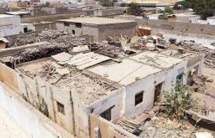 أحواش مغلقة تخيف أهالي حي بريمان الشعبي