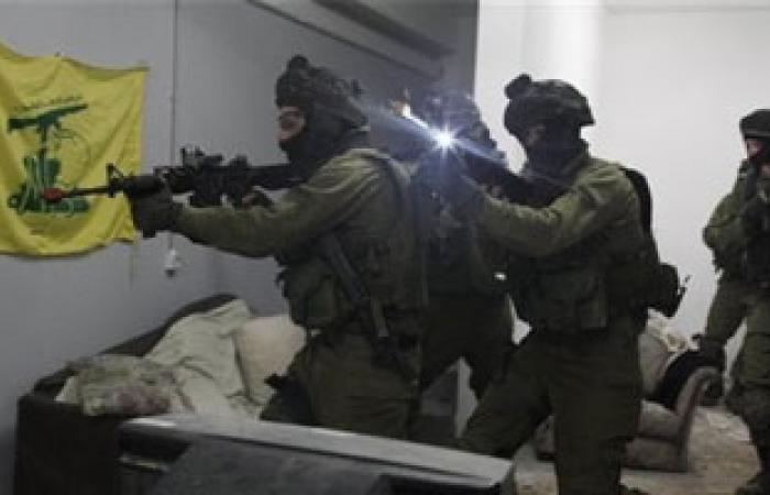 الجيش الإسرائيلى يعثر على قذيفة هاون فى الجولان المحتلة
