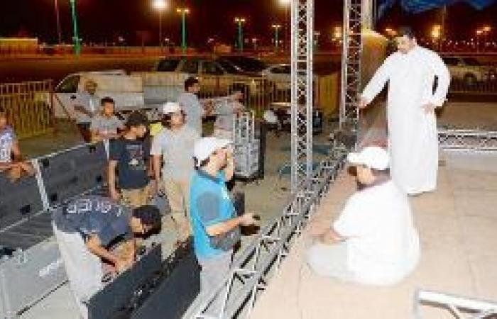 وكيل إمارة جازان يقف على استعدادات الاحتفال باليوم الوطني