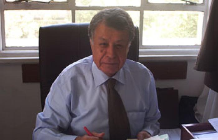 السفير صبيح يعبر عن استغرابه للتصريحات المنسوبة لمبارك بشأن عرفات