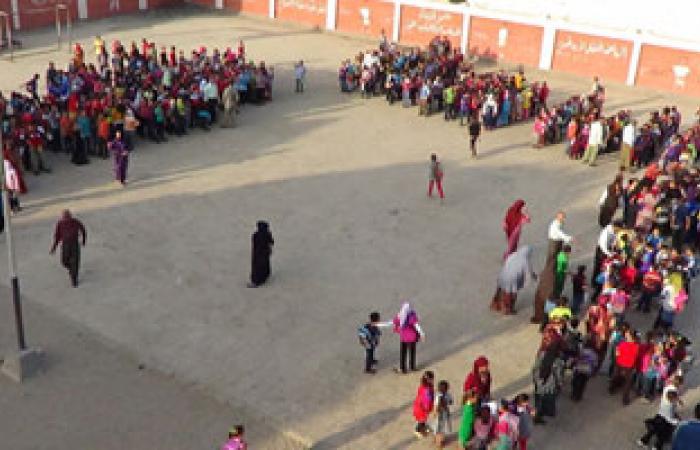 """مركز """"حماية"""" يرصد  تجاهل المسئولين لمشاكل التعليم والصحة بفرشوط"""