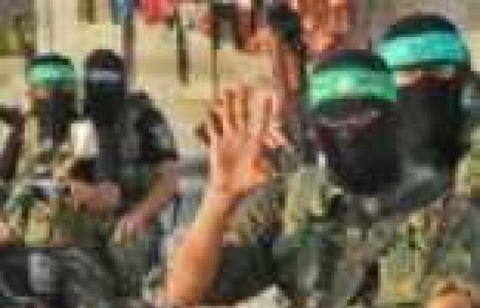 عرض عسكرى حمساوى بإشارات «رابعة» فى حضور «هنية».. و«القسام» تتدرب بالمدفعية على الحدود