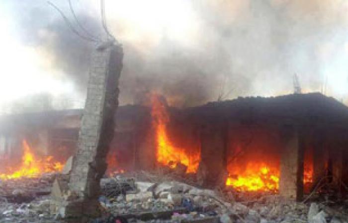 مقتل وإصابة أكثر من 40 شخصا إثر تفجير انتحارى بمجلس عزاء ببغداد