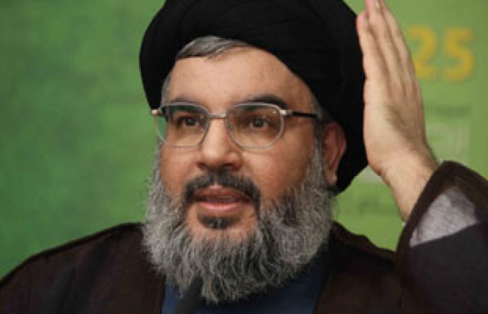 نصر الله يرحب بانتشار القوى الأمنية فى الجنوب أبرز معاقل حزب الله
