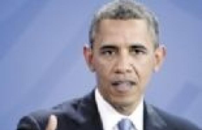 """أوباما: """"مرسي"""" عجز عن حكم مصر.. وسنحافظ على علاقتنا مع الحكومة المؤقتة في مصر"""