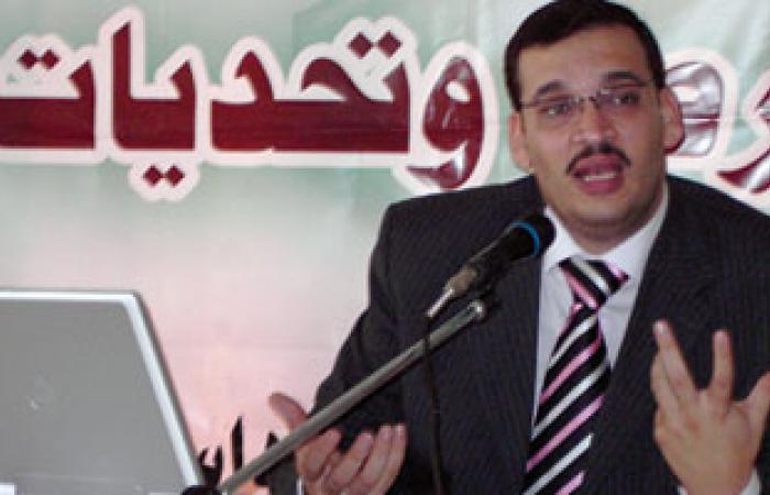 إخوانى سابق يطالب لجنة الخمسين بعلمانية الدولة