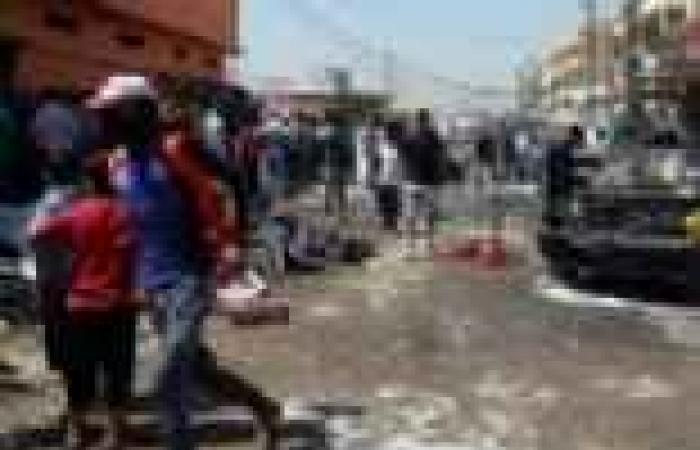 مقتل وإصابة 20 إثر تفجير انتحاري بمنطقة الأعظمية شمالي بغداد