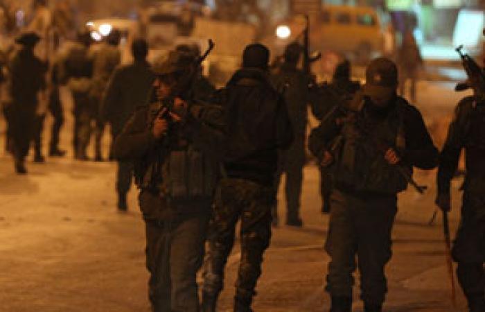 إصابة شاب فلسطينى بطلق نارى فى الرأس خلال مواجهات مع قوات الاحتلال بالضفة