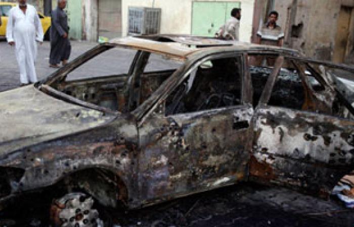 ارتفاع حصيلة تفجير سيارتين مفخختين بالموصل لـ55 قتيلا وجريحا