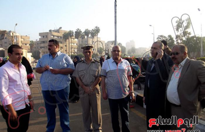 محافظ كفر الشيخ يلتقى ممثلى القوى الشعبية بحضور قيادات أمنية
