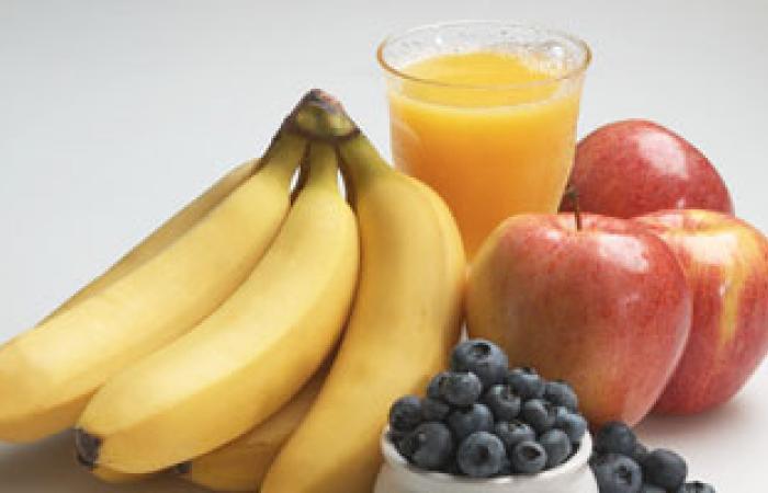 تناول الفاكهة والخضروات ضرورى لتجنب أضرار اللحوم فى العيد