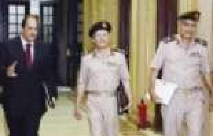 لقاء مرتقب بين «الخمسين والجيش» بحضور «السيسى» لحسم المحاكمات العسكرية