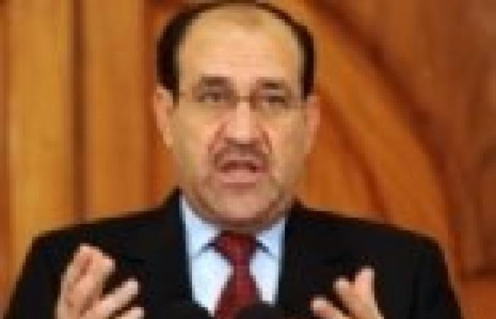 نوري المالكي يؤكد أنه لن تكون هناك حرب أهلية في العراق