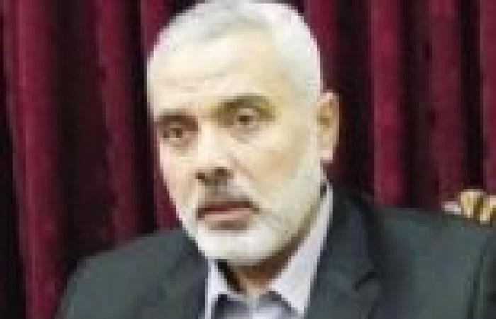 """هنية لمصر: """"حماس"""" ليست عدوا لكم..وأهل غزة إخوانكم وأهلكم ومعركتنا ضد الصهاينة"""
