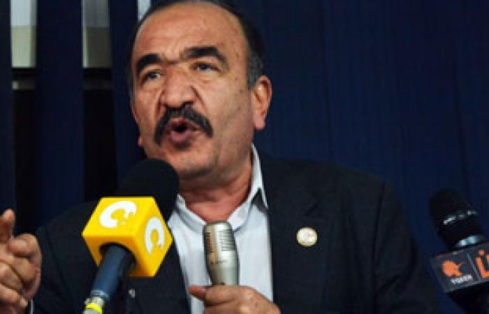 أبو عيطة يطمئن من وزير العمل الليبى على السائقين المحتجزين بليبيا
