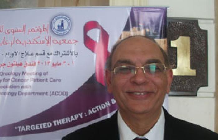 أستاذ طب أورام: الظهور المفاجئ للسرطان نتيجة للتقدم التكنولوجى