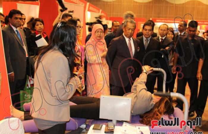 بالصور.. افتتاح المؤتمر العالمى الثانى للسياحة العلاجية بماليزيا