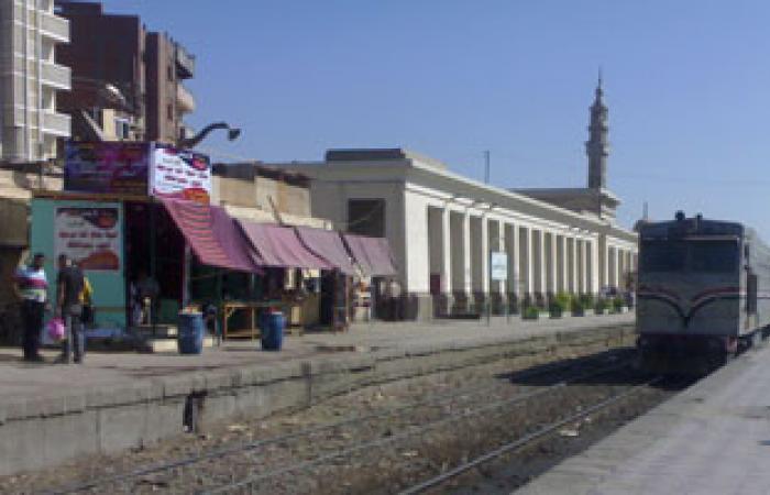 محطة الزقازيق: قطار واحد فقط فى الـ6 صباحا للقاهرة بدء من الغد