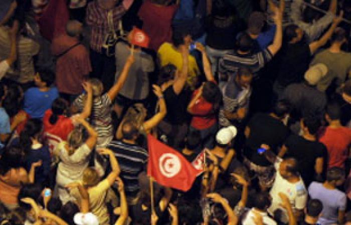 الشرطة التونسية تطلق قنابل الغاز لتفريق متظاهرين بمحافظة الكاف