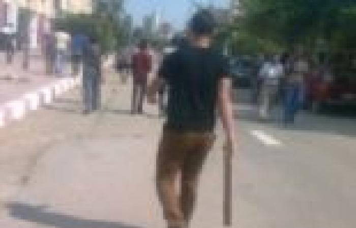 """القوى الثورية بـ""""الزقازيق"""" تناشد السيسي بالتدخل لوقف أعمال الشغب بالجامعات"""