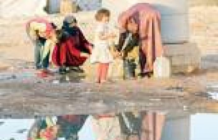 لاجئة سورية تقتل طفلها بحقنة بنزين لـ«يرتاح»