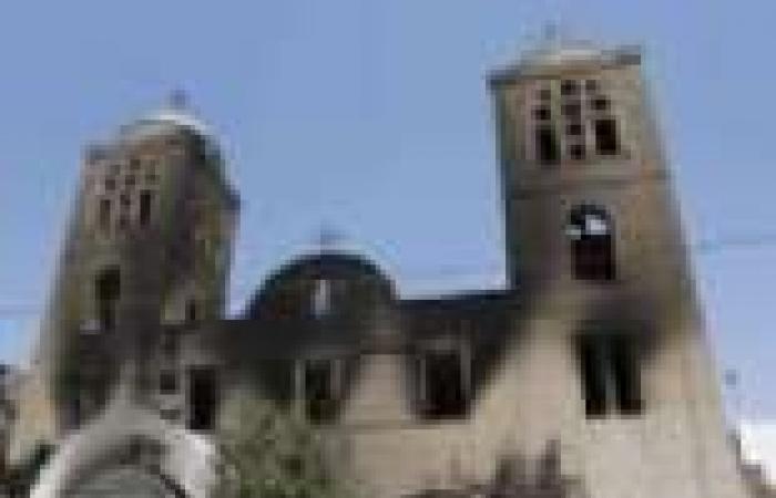 صندوق التنمية الثقافية يقرر دعم مكتبة كنيسة مار جرجس في دلجا