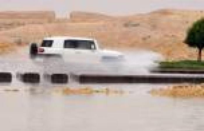 أمطار غزيرة في العراق تتسبب في مقتل 6 بينهم 3 أطفال