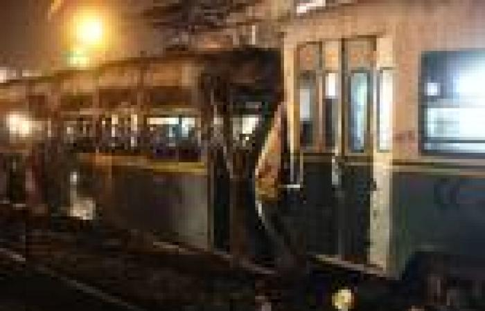«الإسعاف»: ارتفاع عدد مصابي حادث «ترام مصر الجديدة» لـ11 مصابًا ولا وفيات