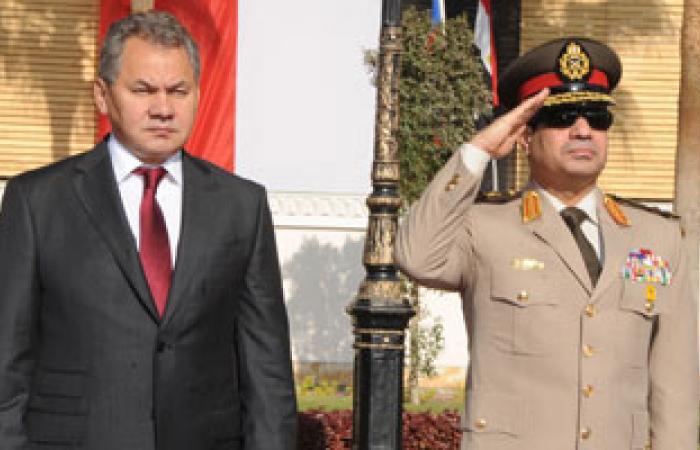مركز أبحاث إسرائيلى: العلاقات المصرية الروسية هى الأفضل الآن