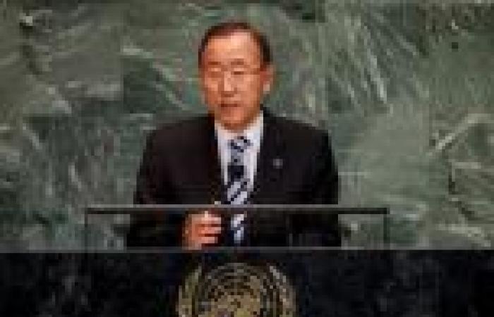 أمين عام الأمم المتحدة يتوجه لجنوب أفريقيا لحضور مراسم تأبين «مانديلا»