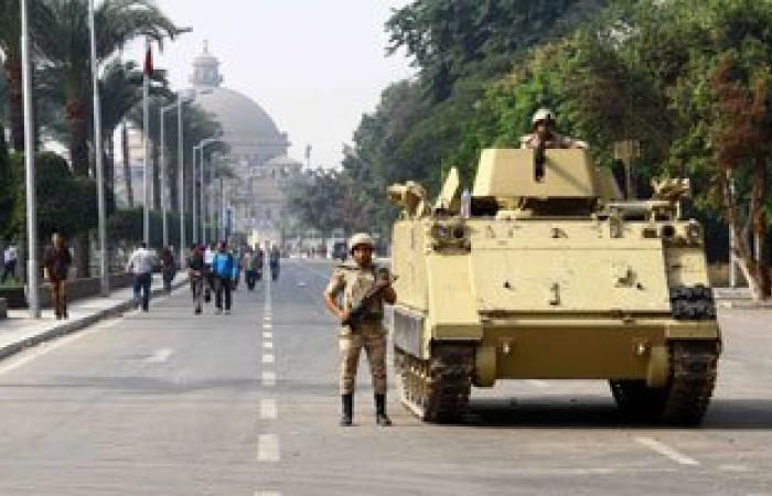 """""""مرور الجيزة"""": إغلاق النهضة لم يؤثر على حركة المرور بالشوارع الجانبية"""