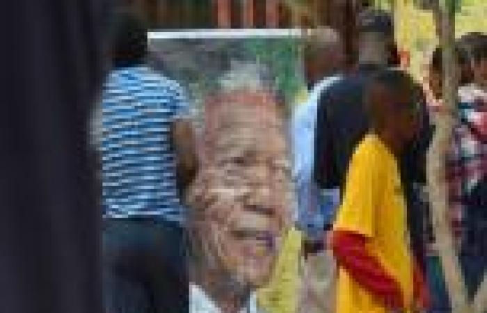 100 شخصية عالمية تشارك فى جنازة «مانديلا».. و«نتنياهو» و«كاسترو» أبرز الغائبين
