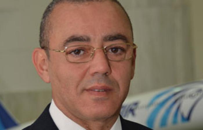هشام ناصر رئيسا لمصر للطيران للصيانة والأعمال الفنية