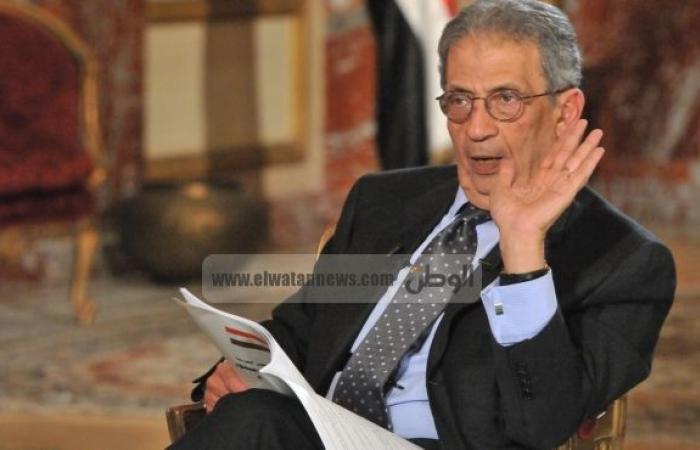 """عمرو موسى: مادة """"وزير الدفاع"""" جاءت كما أرادها الشعب.. ويجب دعم الجيش"""