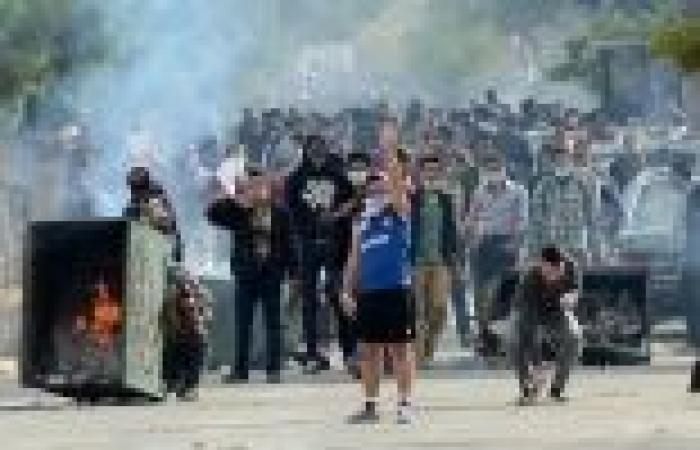 سي بي سي: القبض على عدد من طلاب الإخوان المتظاهرين أمام المدينة الجامعية بالأزهر