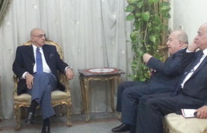 """محمد سلماوى يناقش """"وثيقة 25- 30 لمصر الحديثة"""" بوزارة البيئة"""