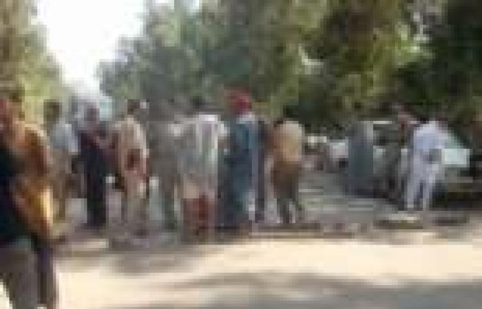 وقفة احتجاجية لأهالي قرية بالغربية ضد مدير معهد أزهري يحرض الطلاب على الجيش والشرطة
