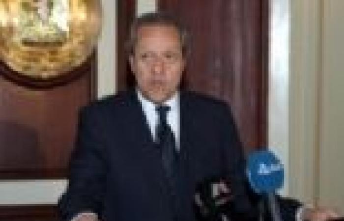 عبدالنور لسفيرة الدنمارك: إجراء الانتخابات البرلمانية والرئاسية خلال ستة أشهر