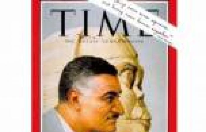 6 حكام مصريين يحتلون غلاف «تايم» 15 مرة منذ 1923