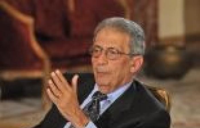 """عمرو موسى: لم أناقش """"السيسي"""" إلا في المواد المتعلقة بالقوات المسلحة"""