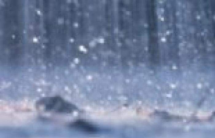 هطول أمطار غزيرة مصحوبة بعواصف رعدية على الأراضي الفلسطينية لليوم الثاني