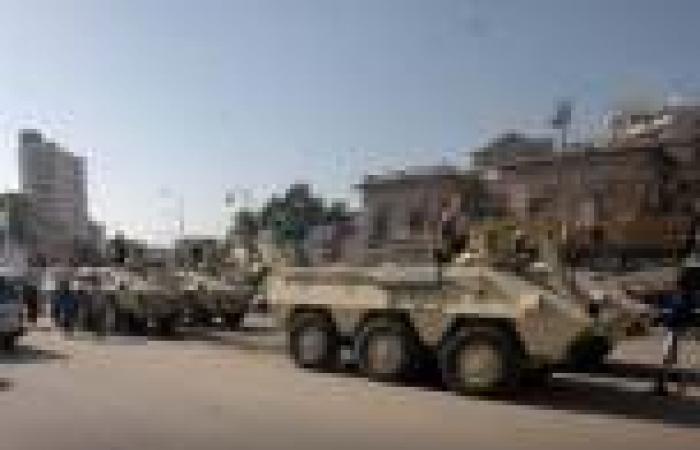 انتشار قوات الجيش والشرطة في شوارع السويس تحسبًا لمظاهرات «الإخوان»
