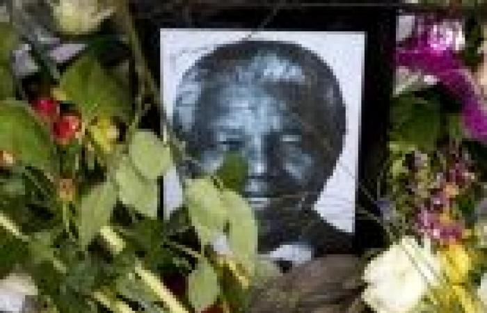 """إطلاق اسم """"نيلسون مانديلا"""" على حديقة كبرى في باريس"""