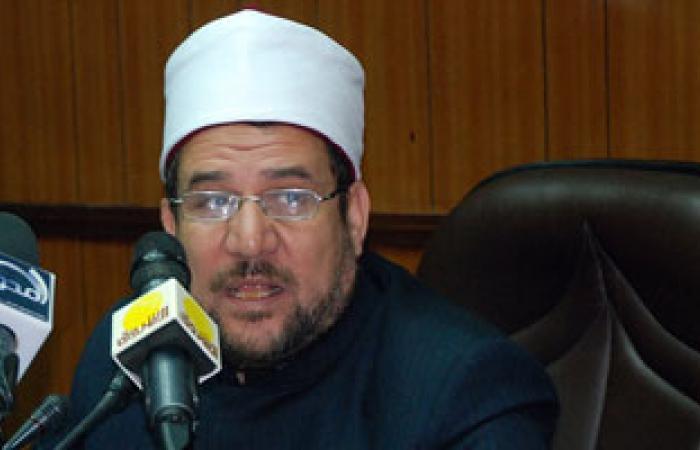 وزير الأوقاف يتفقد قاعة المؤتمرات ويشيد بمشروعات الهيئة بأكتوبر