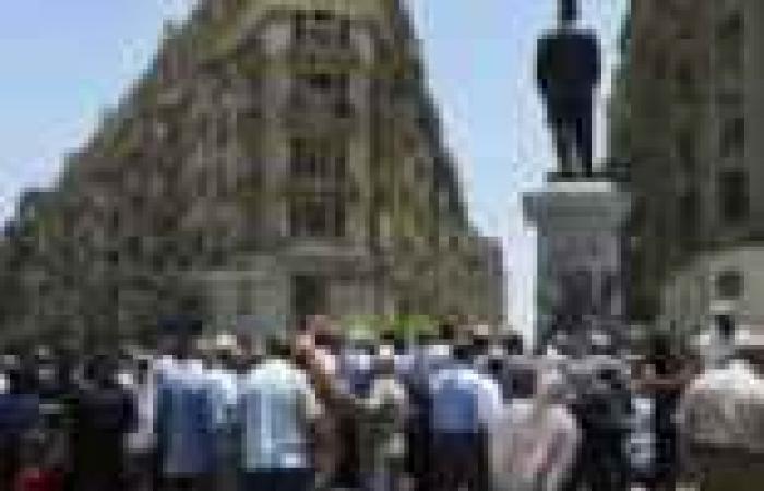 """طلاب """"مصر القوية"""" يشاركون في مسيرات """"طلعت حرب"""" غدا"""